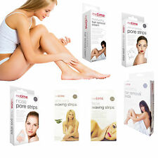 MeTime Hair Removal Cream,Nose Pore Strips,Facial Waxing ,Exfoliating Pads Ve et