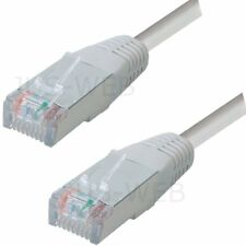 CAT 5e, 6 RJ45 Patchkabel S/FTP PiMF m. CAT 7 Rohkabel Netzwerkkabel Crossover