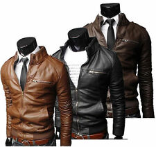 Men's Stylish Slim Fit Zip Hooded Hoodies Jacket Pullover sweater -GD178