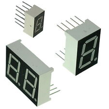 DC56-11YWA Display LED double 7-segment 14mm yellow 1.9-4.7mcd cathode