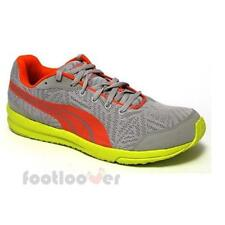 Scarpe Puma Austin 187473 10 uomo Ultralight Fitness Running Moda Grey Orange IT