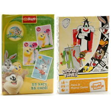 Looney Tunes and Looney Tunes active Playing Cards. Black Peter (Old Maid).