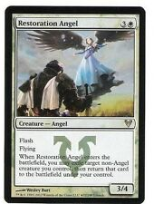 FOIL PROMO LAUNCH Angelo della Restaurazione - Restoration Angel MTG MAGIC En/It