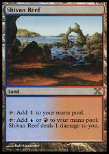 Barriera di Shiv - Shivan Reef MTG MAGIC 10E 10th Edition Eng/Ita