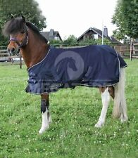 Pony Shetty Regendecke Outdoordecke Stalldecke von Waldhausen