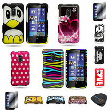 For Nokia Lumia 620 - Colorful Phone Accesory Case with Premium Design