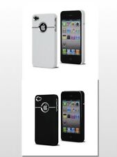 FOR APPLE iPHONE 4,4S 4G 5TH LUXURY CHROME DELUXE CASE PROTECTIVE COVE