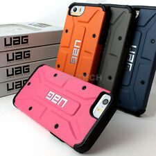 For Apple iPhone 5S 5 Urban Armor Gear UAG Composite Hybrid Case Cover