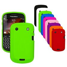 Silicone Soft Skin Cover Case for Blackberry Bold 9900 , 9930