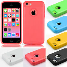 Shockproof Dirt Dust Proof Hard Matte Cover Case +Screen Protector for iPhone 5