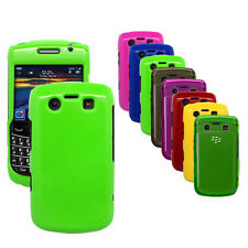 Crystal & Opaque Hard Cover Shell Case for Blackberry Bold 9700 , Bold