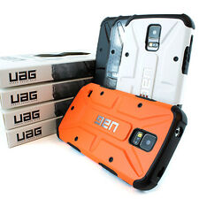 For Samsung Galaxy S5 SV S6 Urban Armor Gear UAG Composite Hybrid Case +Screen