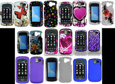 Pantech Crux CDM8999 (Verizon) Faceplate Phone Cover DESIGN,COLOR Case