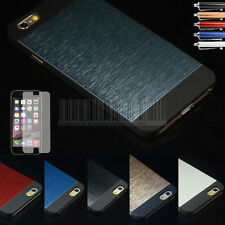Ultra Thin Metal Aluminium PC Hard Back Case Cover For Apple iPhone 6,