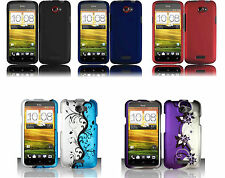 For HTC One X , Elite (AT&T) Hard Case Phone Cover Case