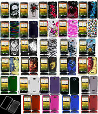 HTC ONE X , SUPREME S720E (AT&T) Faceplate Phone Cover DESIGN,COLOR Ca