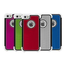 Aluminum Shockproof Rugged Dirt Dust Proof Hard Cover Case For iPhone 5 5S NEW