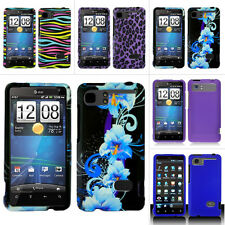For HTC Vivid Holiday Raider Velocity 4G Colorful Flower Design Hard C