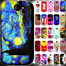 Hard Snap On Slim Design Protective Shell Phone Cover Case for BLU Dash 4.5