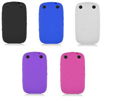 Silicone Soft Jelly Cover Phone Case for BlackBerry Curve 9220 , 9310