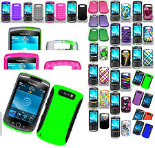 Any Hybrid,TPU,Solid,Designed Hard Case For BlackBerry Torch 9800,9810