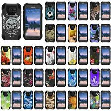 Case for Samsung Galaxy S6 Active Y Stand Shell Silicone Image Designs Cute Cool