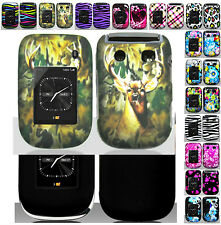 Any Cover Rubber Feel Skin Hard Case For Blackberry Style 9670/Oxford Phone
