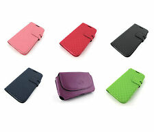 New Hot Stylish Luxury Look Leather Cover Wallet Case Samsung Galaxy S3 S III