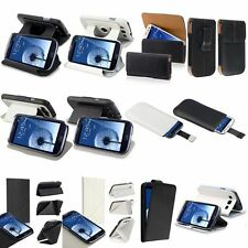 Leather Wallet Flip Stand Case Cover Skin For Samsung Galaxy SIII S3 i