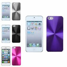 Luxury Aluminum Chrome Cosmo Hard Protective Cover Case For iPhone 5 5s 5th