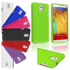 Rubberized Hard Case Protector Cover Skin For Samsung Galaxy Note 3 III N9000