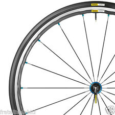 COPPIA RUOTE / WHEELS MAVIC STRADA KSYRIUM ELITE BLUE 2016