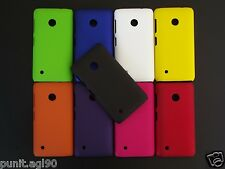 Premium Imported Hard Back Shell Cover Case Matte For Nokia Lumia 530