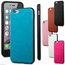 """Hybrid Soft Ultra-thin Slim PU Leather Skin Case Cover For Apple iPhone 6 4.7"""""""