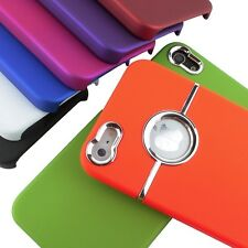 For Apple iPhone 5 5S Deluxe Ultra Thin Rubberized Hard Back Cover Cas