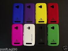 Premium Imported Hard Back Shell Cover Case Matte For Nokia Lumia 610