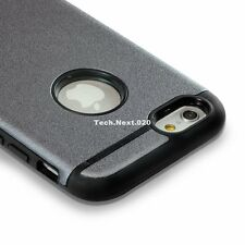 iPhone 6S Case Matte Hybrid Shockproof Hard Rugged Heavy Duty iPhone 6 Cover