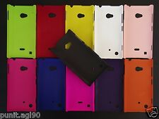 Premium Imported Hard Back Shell Cover Case Matte For Nokia Lumia 720