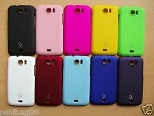 Premium Hard Back Shell Cover Case Matte For Micromax Canvas 2 A110 CAP