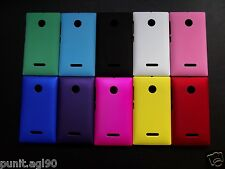 Premium Imported Hard Back Shell Cover Case Matte For Nokia Lumia 532