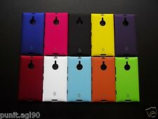 Premium Imported Hard Back Shell Cover Case Matte For Nokia Lumia 1520