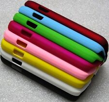 IMPORTED MATTE FINISH HARD BACK CASE COVER FOR SAMSUNG GALAXY STAR PRO S7262