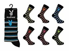 Mens Playboy Socks Stripe