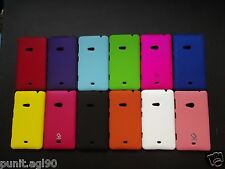 Premium Imported Hard Back Shell Cover Case Matte For Nokia Lumia 625