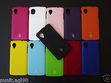 Premium Imported Hard Back Shell Cover Case Matte For LG Google Nexus 5 D821