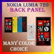 ACM-HIGH QUALITY BACK BATTERY DOOR PANEL for NOKIA LUMIA 720 HOUSING COVER CASE