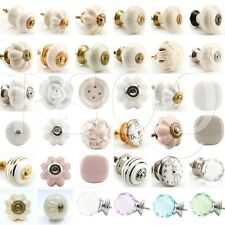 Large Selection - Creams Door Knobs Drawer Pulls Cupboard