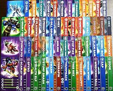 CARTE SKYLANDERS GIANTS STAT CARD