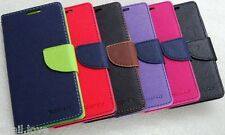 MERCURY WALLET STYLE FANCY FLIP DIARY CASE COVER FOR MICROMAX CANVAS MAGNUS A117