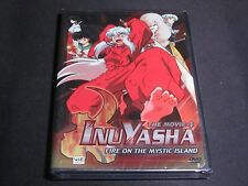 Inu Yasha: The Movie 4 - Fire On The Mystic Island DVD